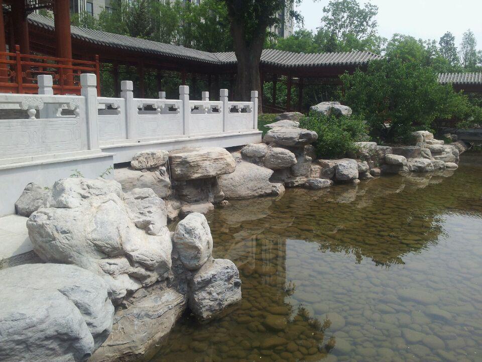 14-月园小区水系